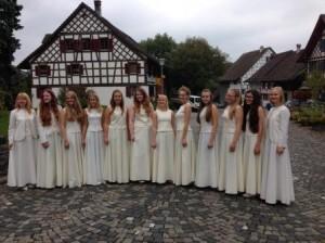Pēc koncerta Šveicē